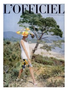 philippe-pottier-l-officiel-ensemble-de-plage-de-pierre-cardin